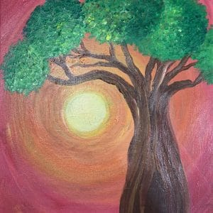 Harvard Med Students Social Paint Party – July 16, 2021 @6:00 PM